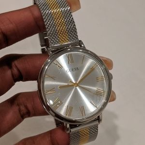Guess Sterling Silver